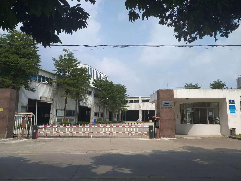 惠州市博罗县国有双证独园钢构厂房出售12000平方