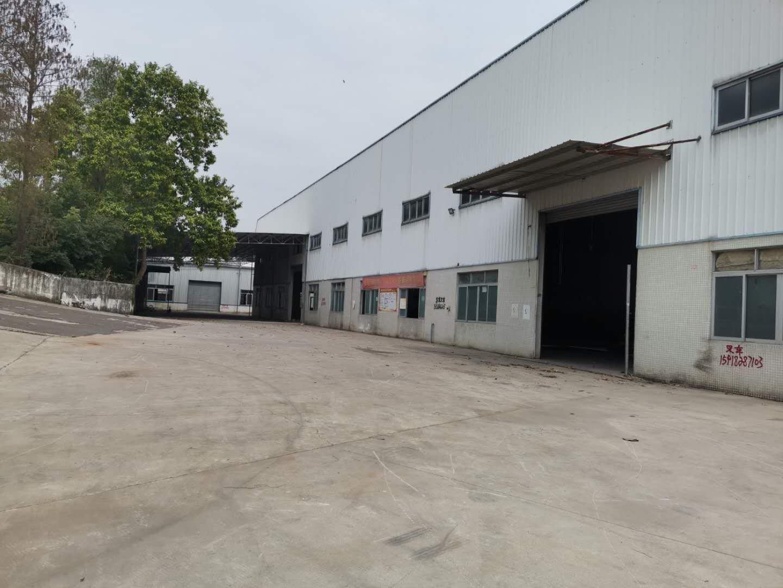 中山市黄圃区东凤工业区12500方钢构厂房出租