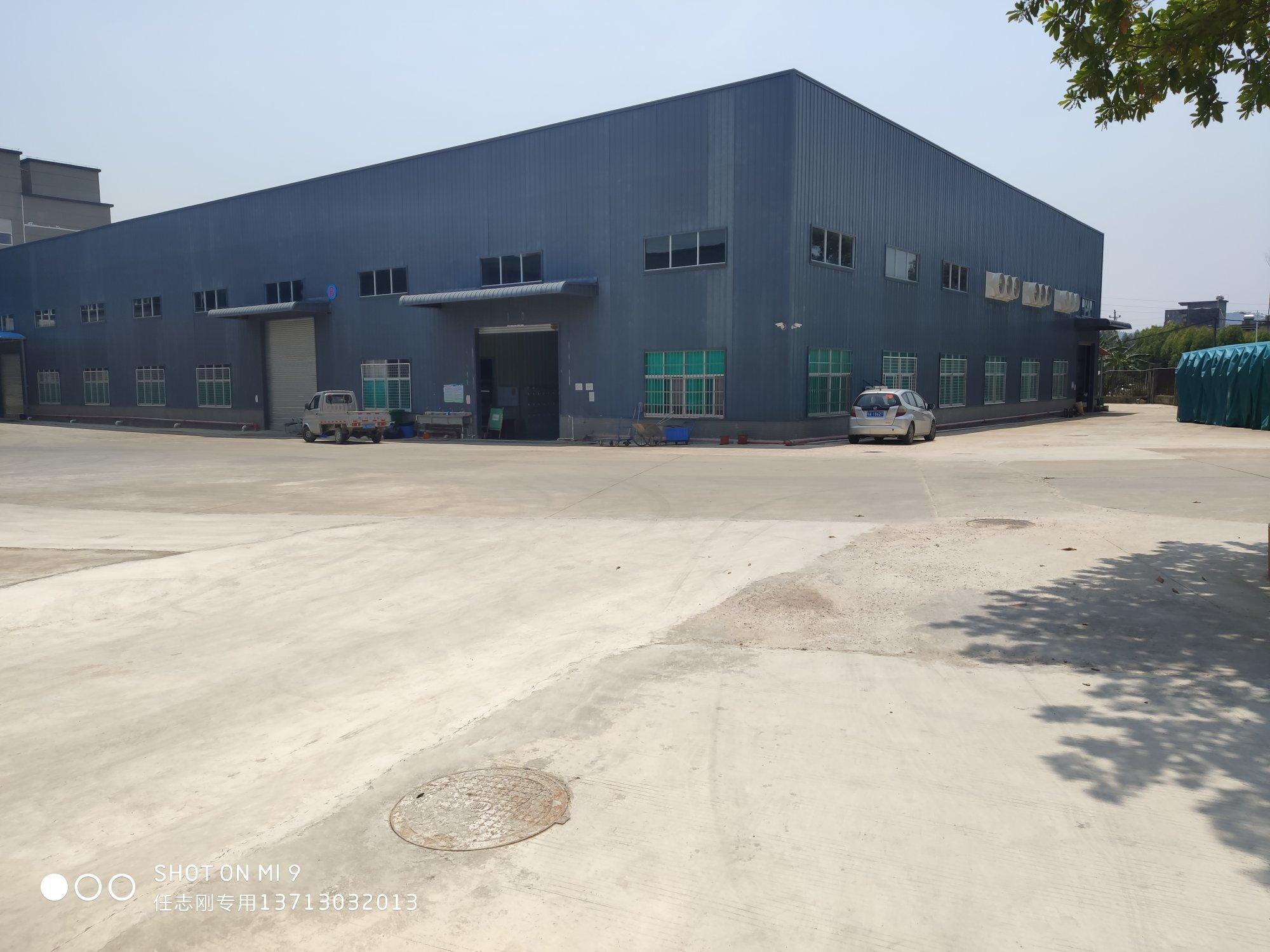 惠州市惠城区原房东独院厂房出租13000平米