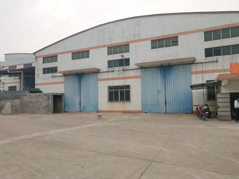 广州市白云区成熟工业区厂房出租,总面积6500平方