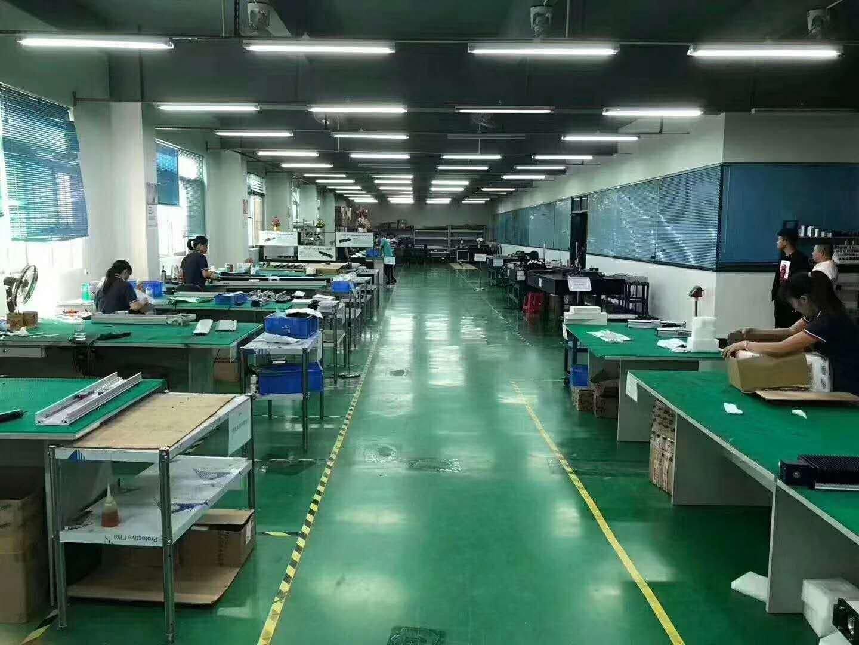 惠州市博罗县新出标准精装修带证厂房3400平方