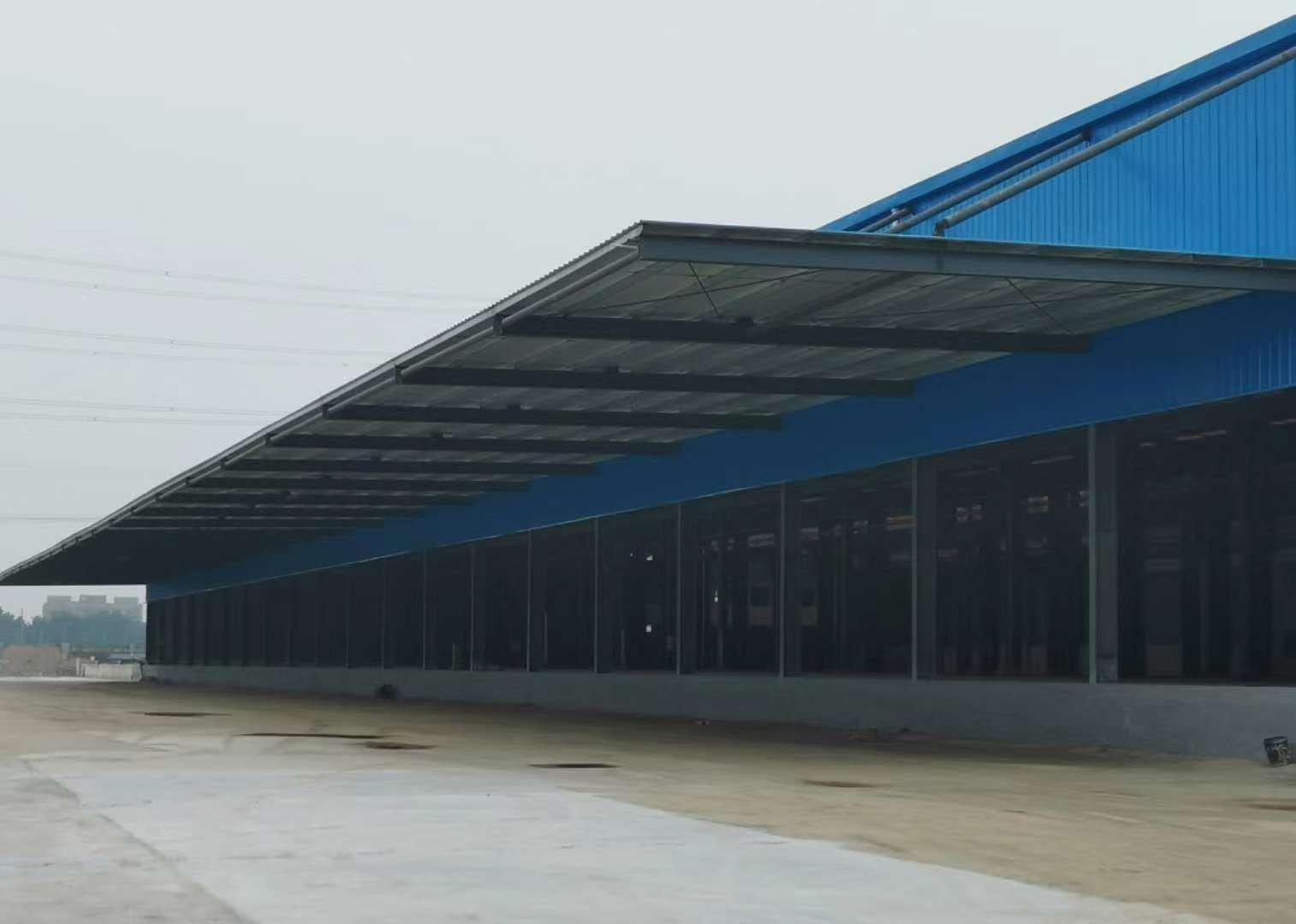 原房东麻涌花园式全新高台仓50000平净高10米码头近