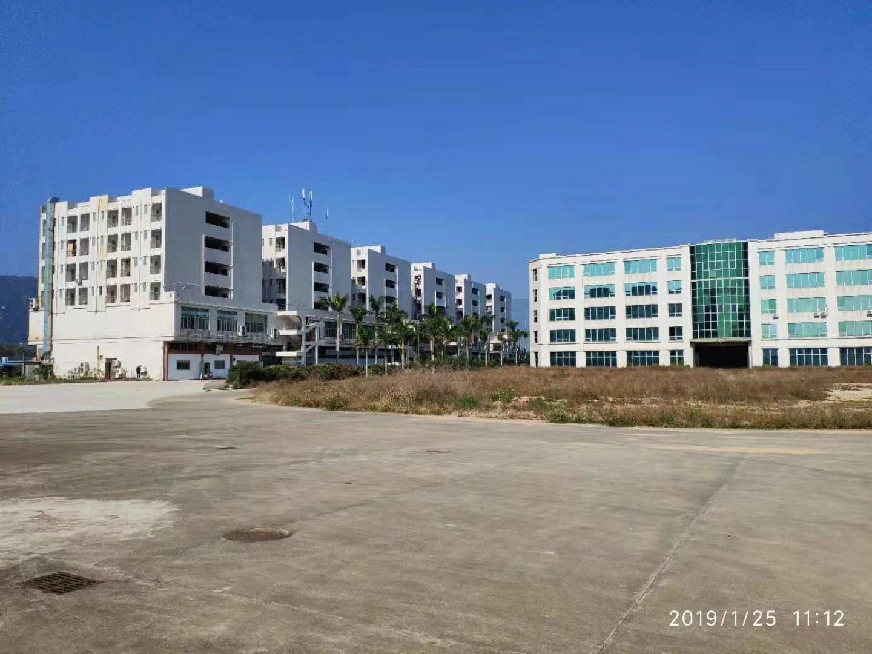 惠州大亚湾原房东厂房大小分租行业不限