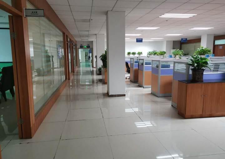凤岗镇龙平路研发大厦办公楼大小均可90平100平300平等图片8