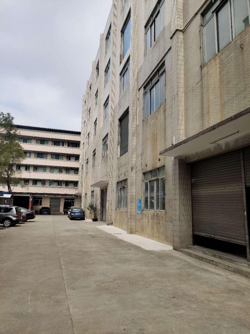 黄埔荔联稀缺资源一楼厂房出租,交通便利,证件齐全