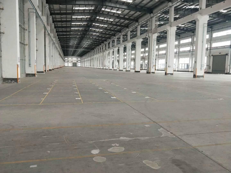 松岗独院钢结构万博app官方下载仓库20000㎡高度12米原房东过环评