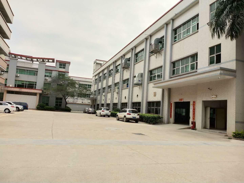 惠东县吉隆红本独门独院厂房出售占地5000平米建面15000