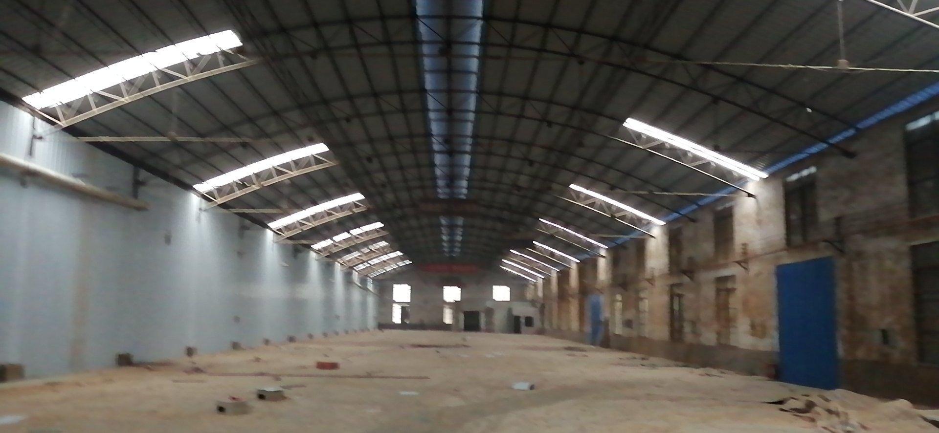 茶亭镇和湘阴交界处,2600平米钢结构厂房