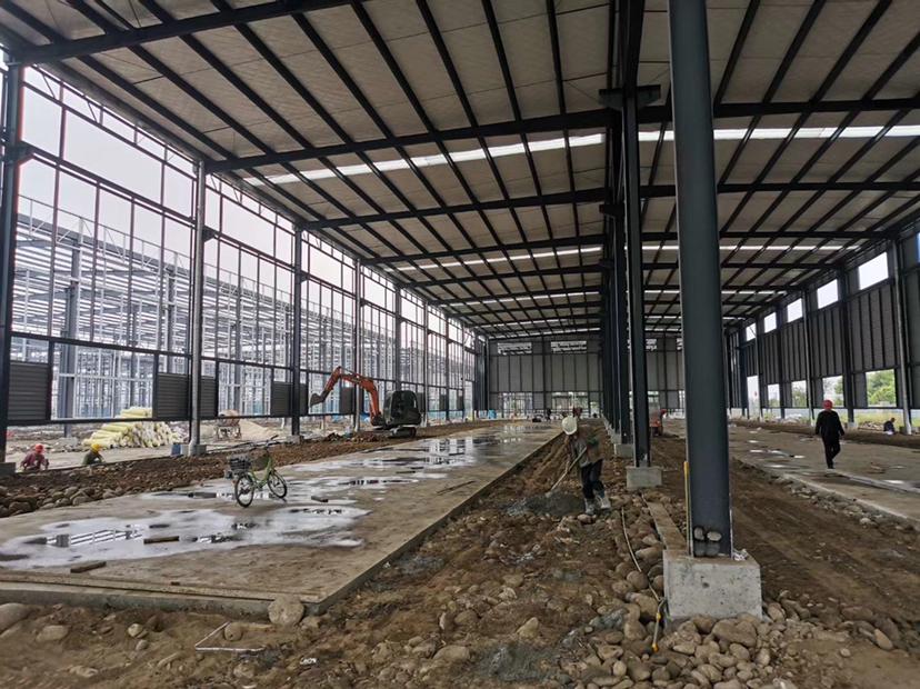 德阳什邡厂房3200平独门独院