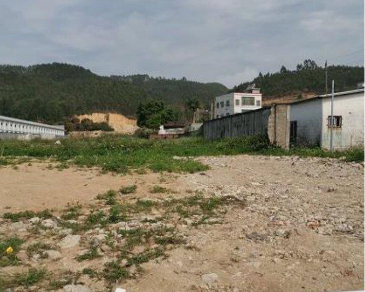 惠东大岭镇占地3666㎡国有证土地出售586万
