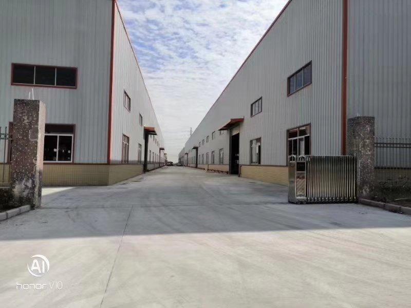 中山市南朗10米高全新钢构厂房总面积22330平方隆重招商: