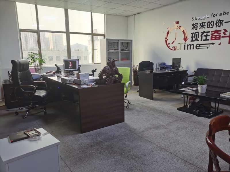 惠环镇主干道工业园现成装修厂房400平方出租
