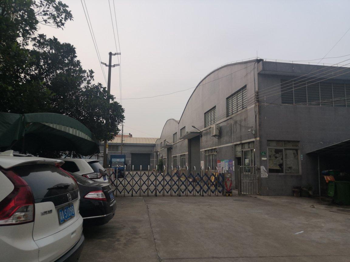 南沙区独院仓储厂房原房东高9米5500平可分