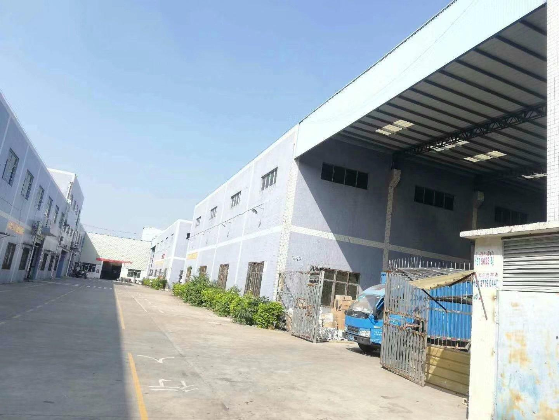 惠州市惠阳区独门独院单一层砖墙到顶钢构厂房1750平方米出租