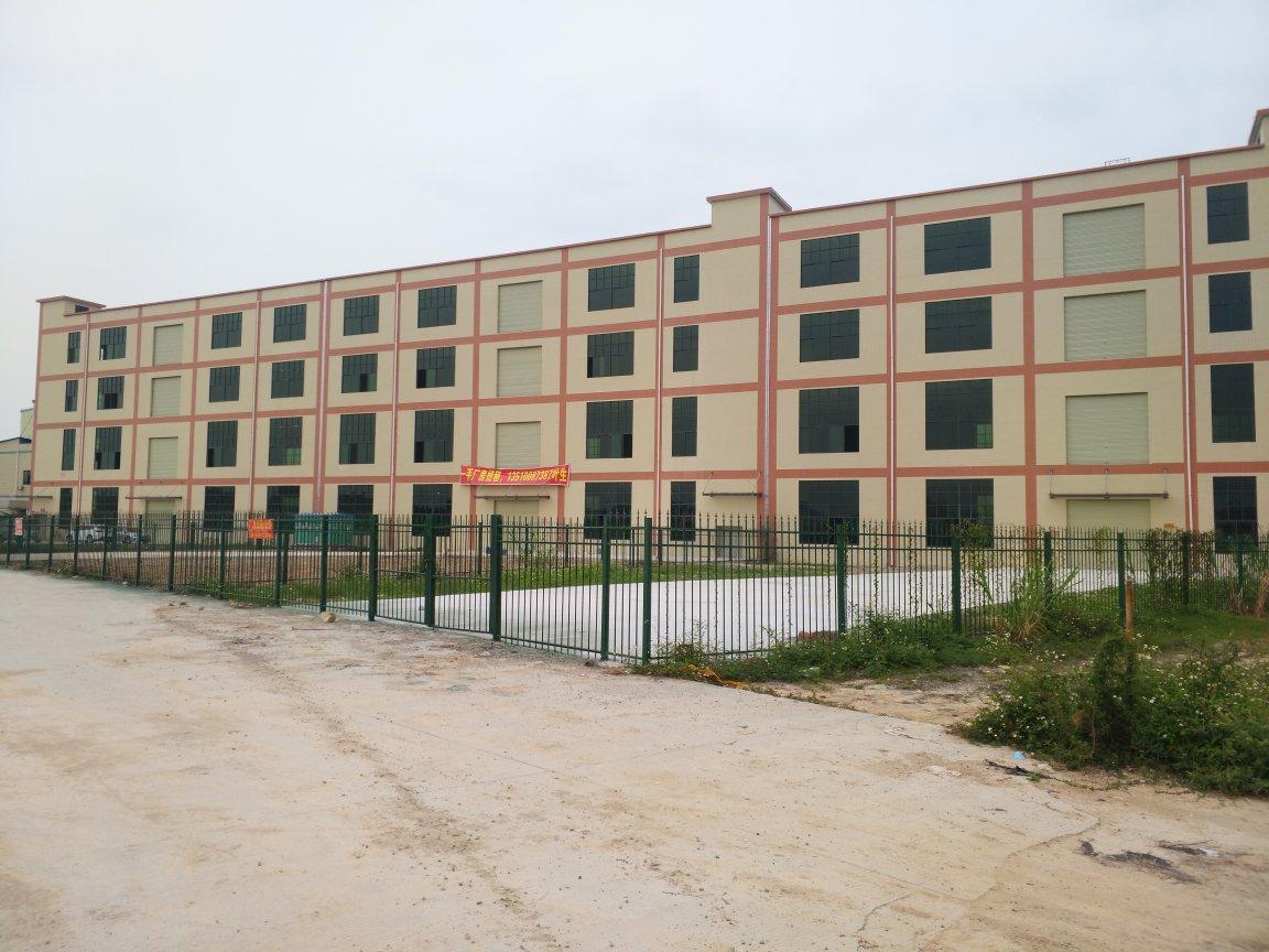 河南岸新出原房东红本厂房4400平米出租