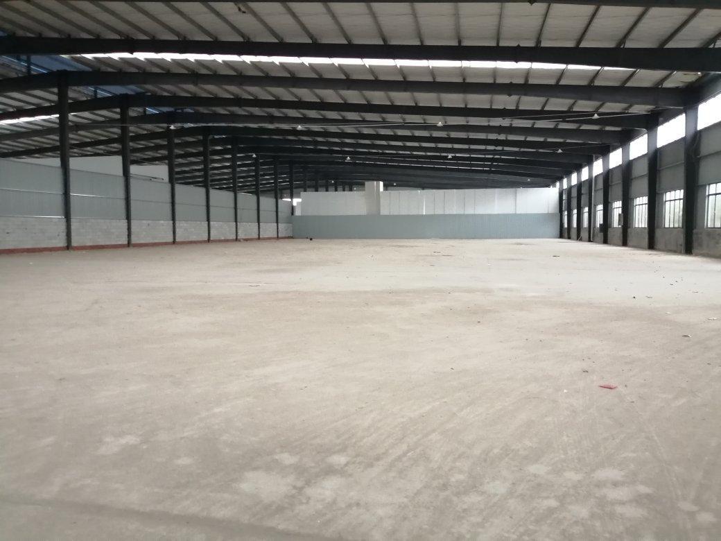 茶亭镇往北10公里,芙蓉北路湘阴段3000平米钢结构厂房