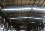 黄陂滠口12米层高钢结构厂房,可配高台适合做物流仓储。