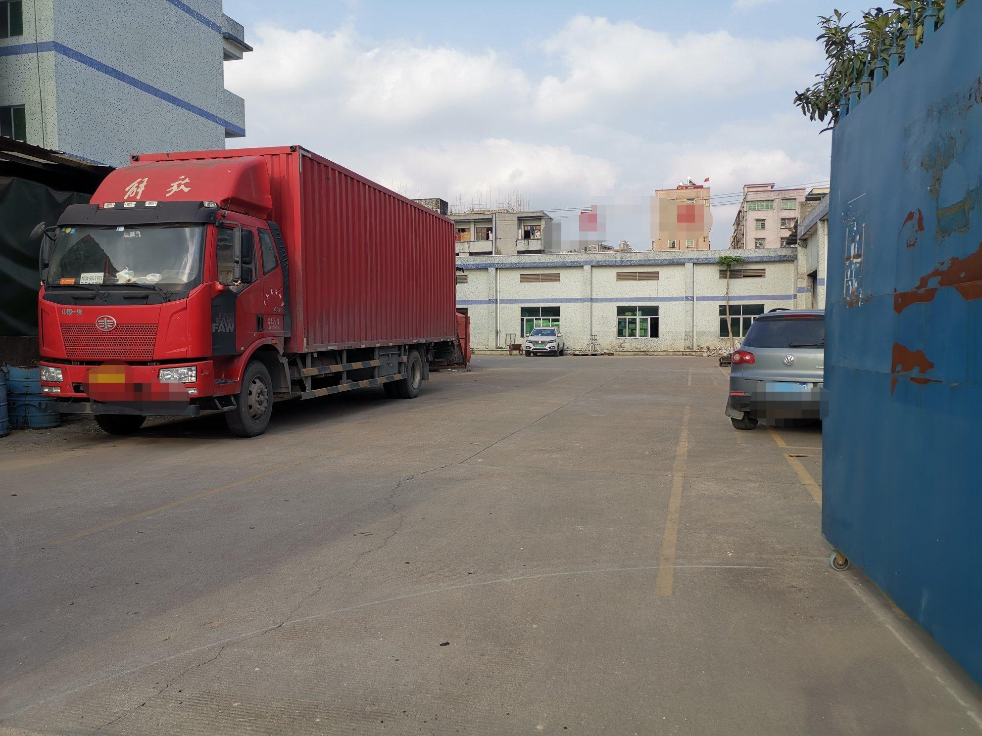潼湖单层红本厂房1600平米出售,有环评!