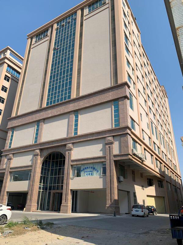 中山市大型商业大厦