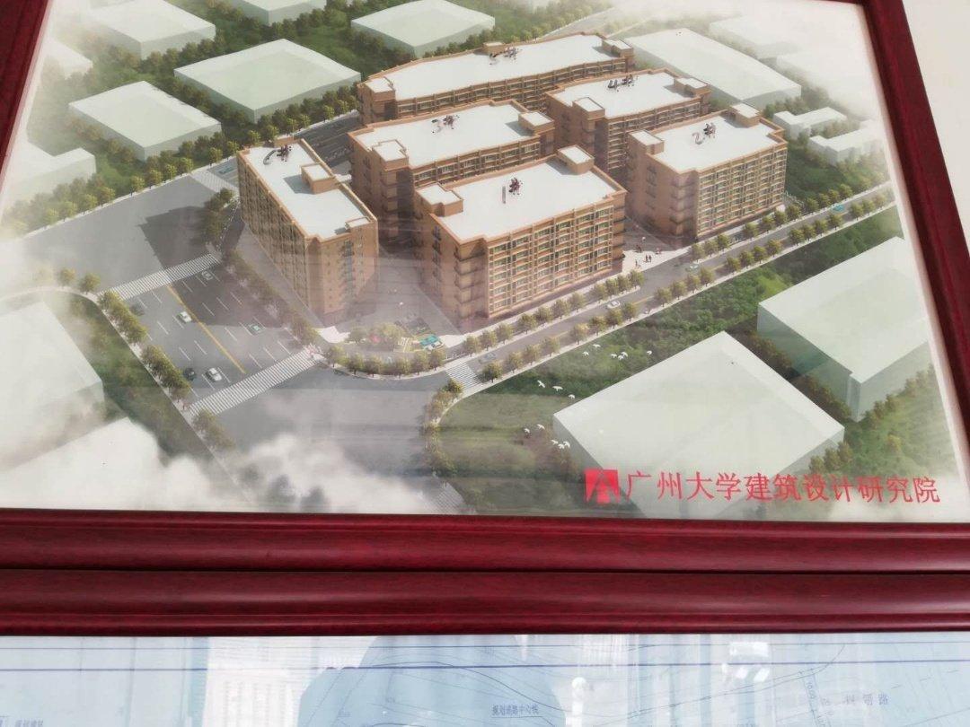 白云区清湖街道红本国有证欧式风格全新重工业原房东厂房