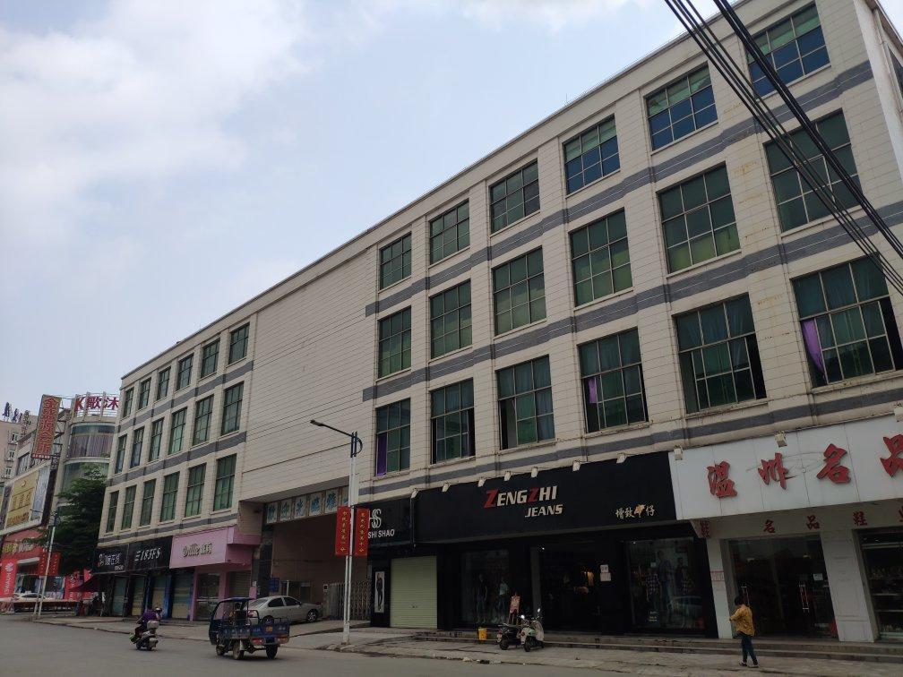 惠东县黄埠镇占地4800㎡建筑15800㎡国有证厂房出售