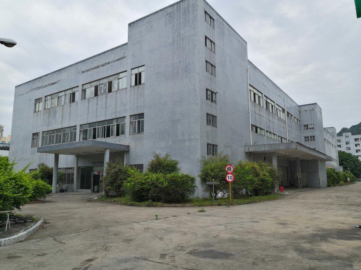 布吉龙山工业区独栋万博app官方下载带两栋宿舍原房东直租