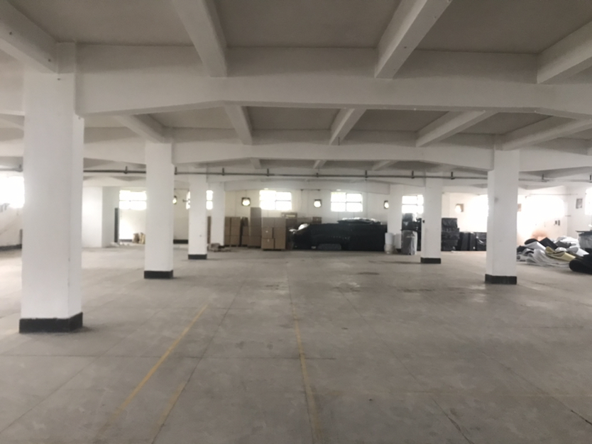 西乡银田带卸货平台仓库1280平,房东出租