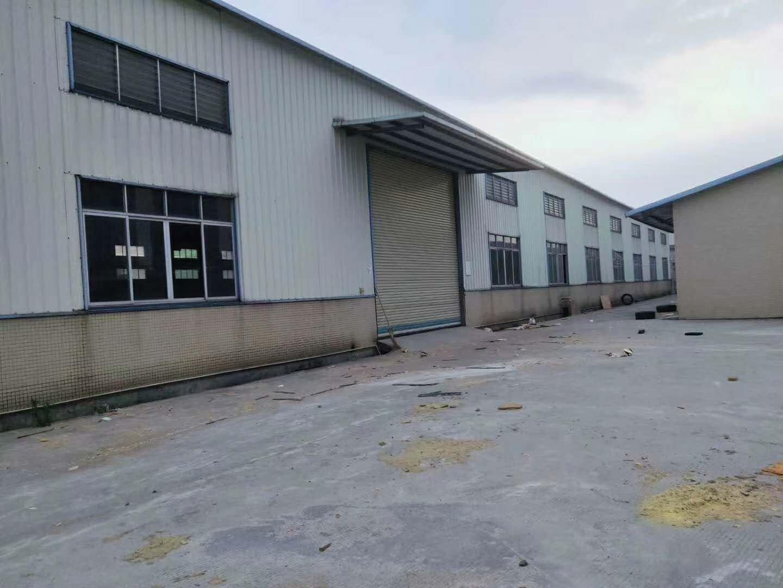 惠州市横沥镇原房东独园钢构万博app官方下载2900平方