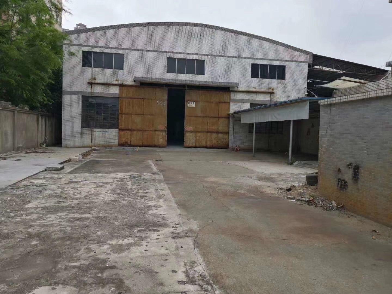 出租天河珠吉单一层独院厂房仓库原房东实际面积1600平方