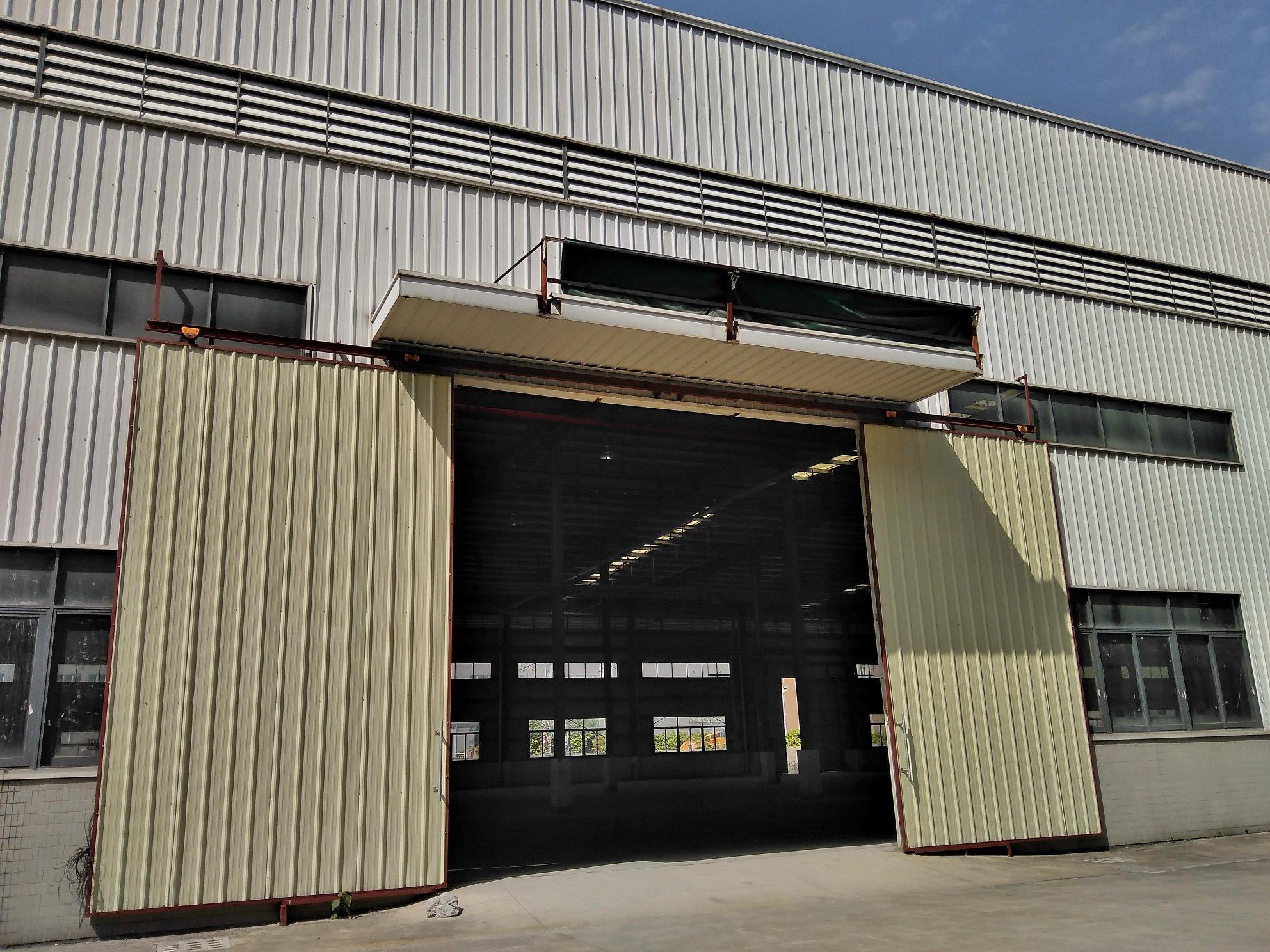 肇庆鼎湖永安工业区20000方厂房出租,交通便利,易招工。
