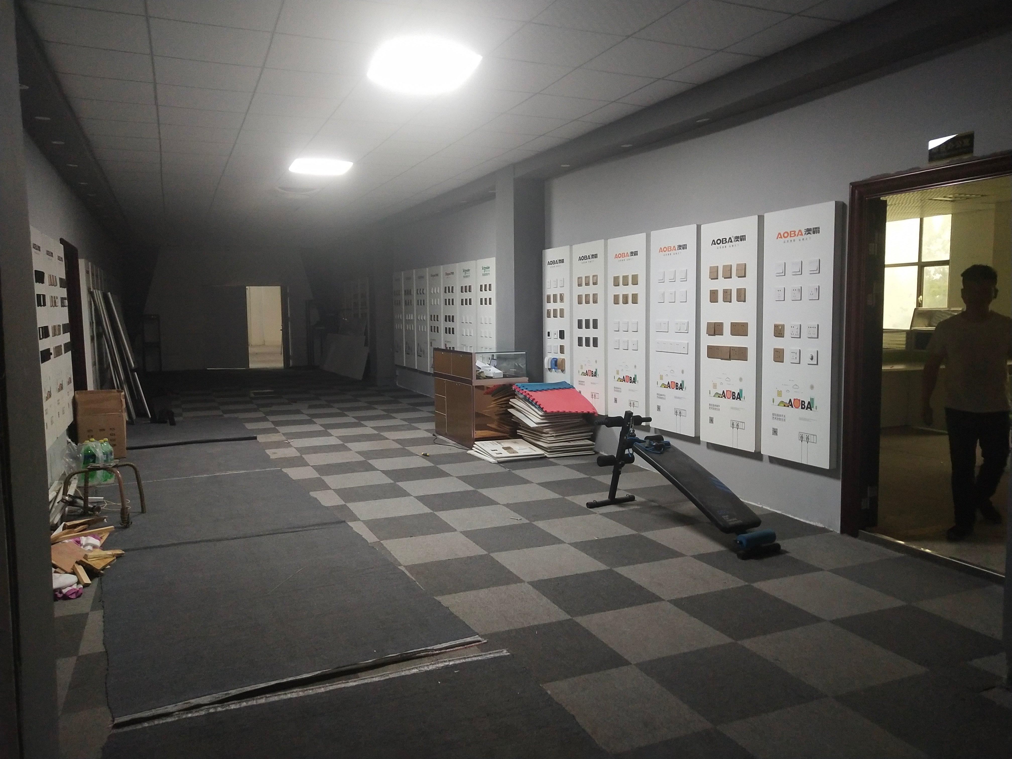 惠城区惠环镇标准厂房5楼400平方招租