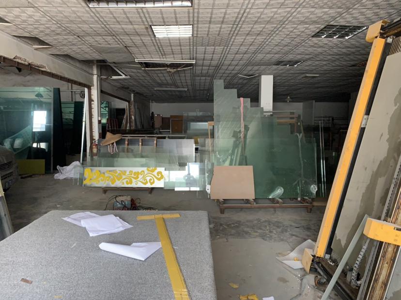 坪山碧玲工业区1000平滴水8米钢构厂房出租仓库招租