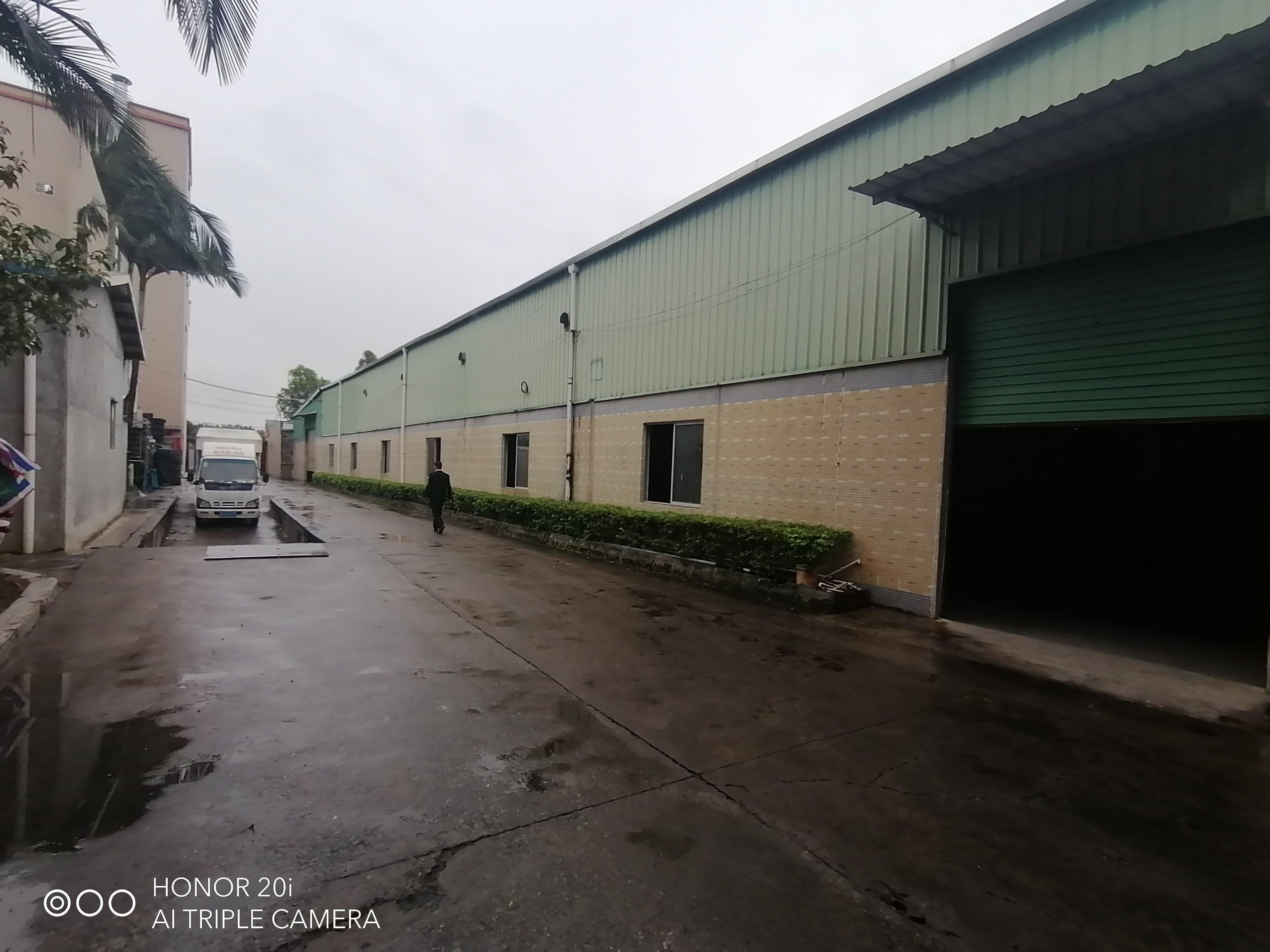 原房东出租镇隆独院厂房2000平米,八成新可办环评