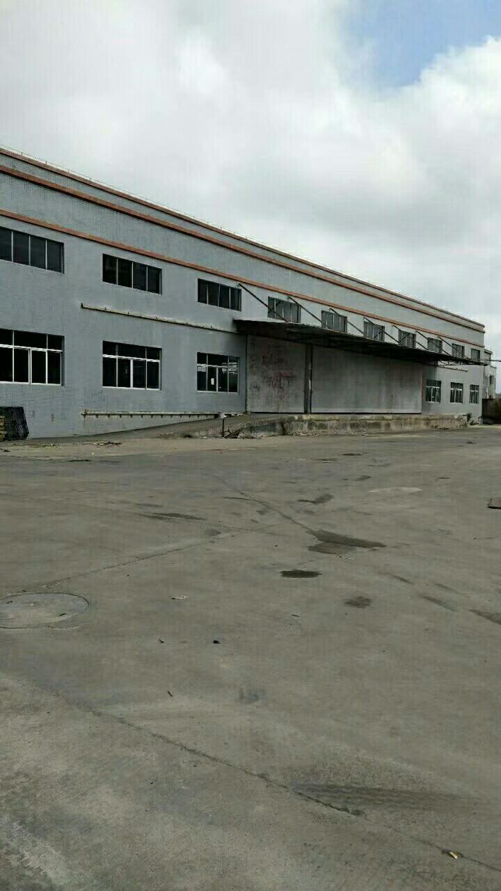 惠州市惠东县国有证工业厂房11000平方适合家具五金