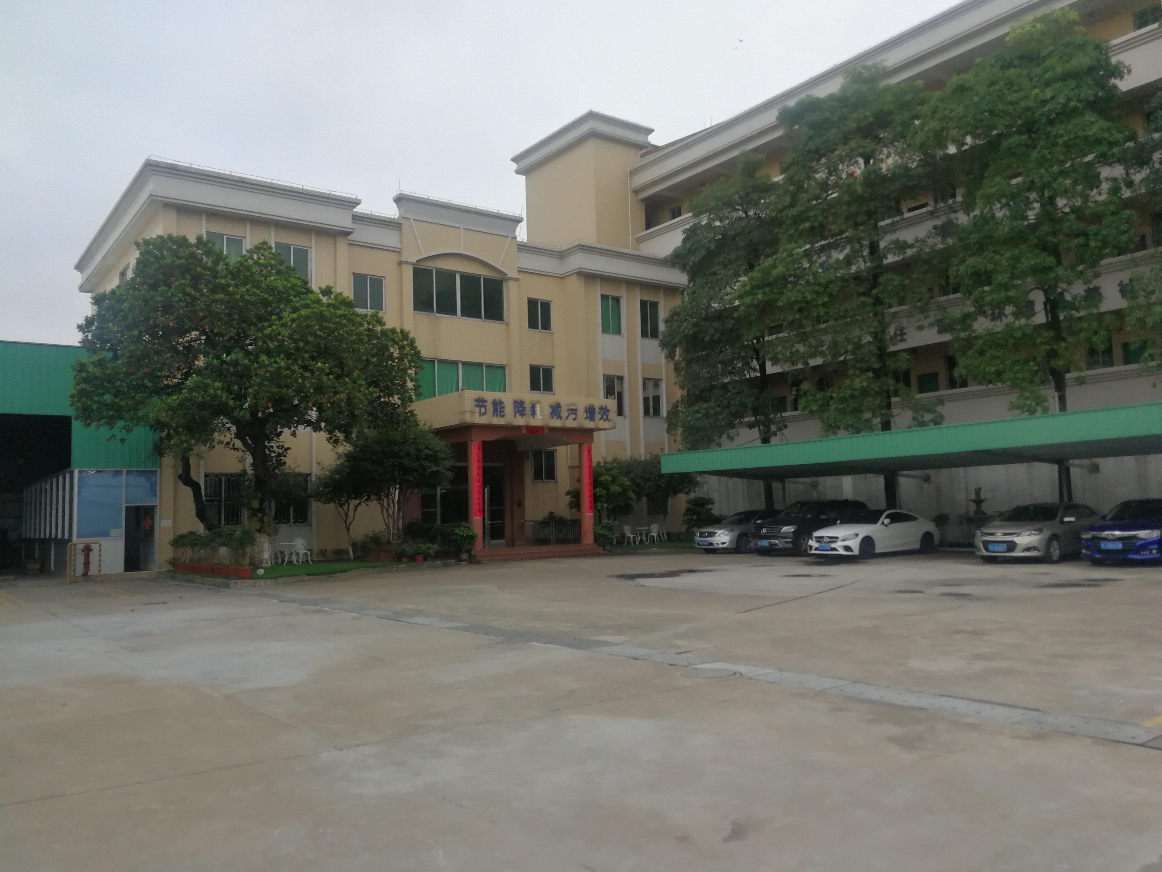 广州增城稀缺独院厂房4200平米出售,手续齐全