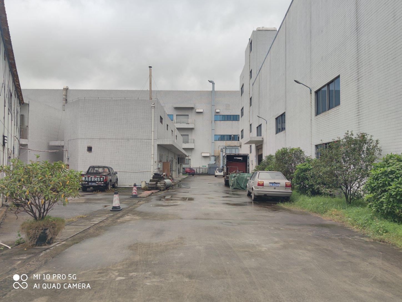 广东中山市南朗国有双证红本厂房7600平出售可分售