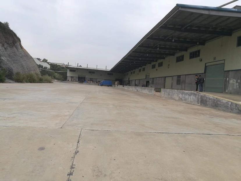 惠州市惠城区火车站附近3400平方带卸货平台物流仓
