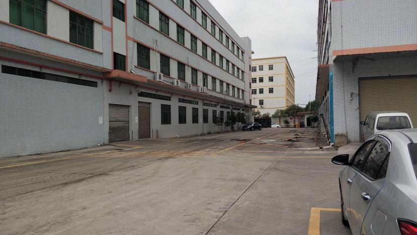 广州新塘民营工业区独门独院35000平,证件齐全分租可办环评
