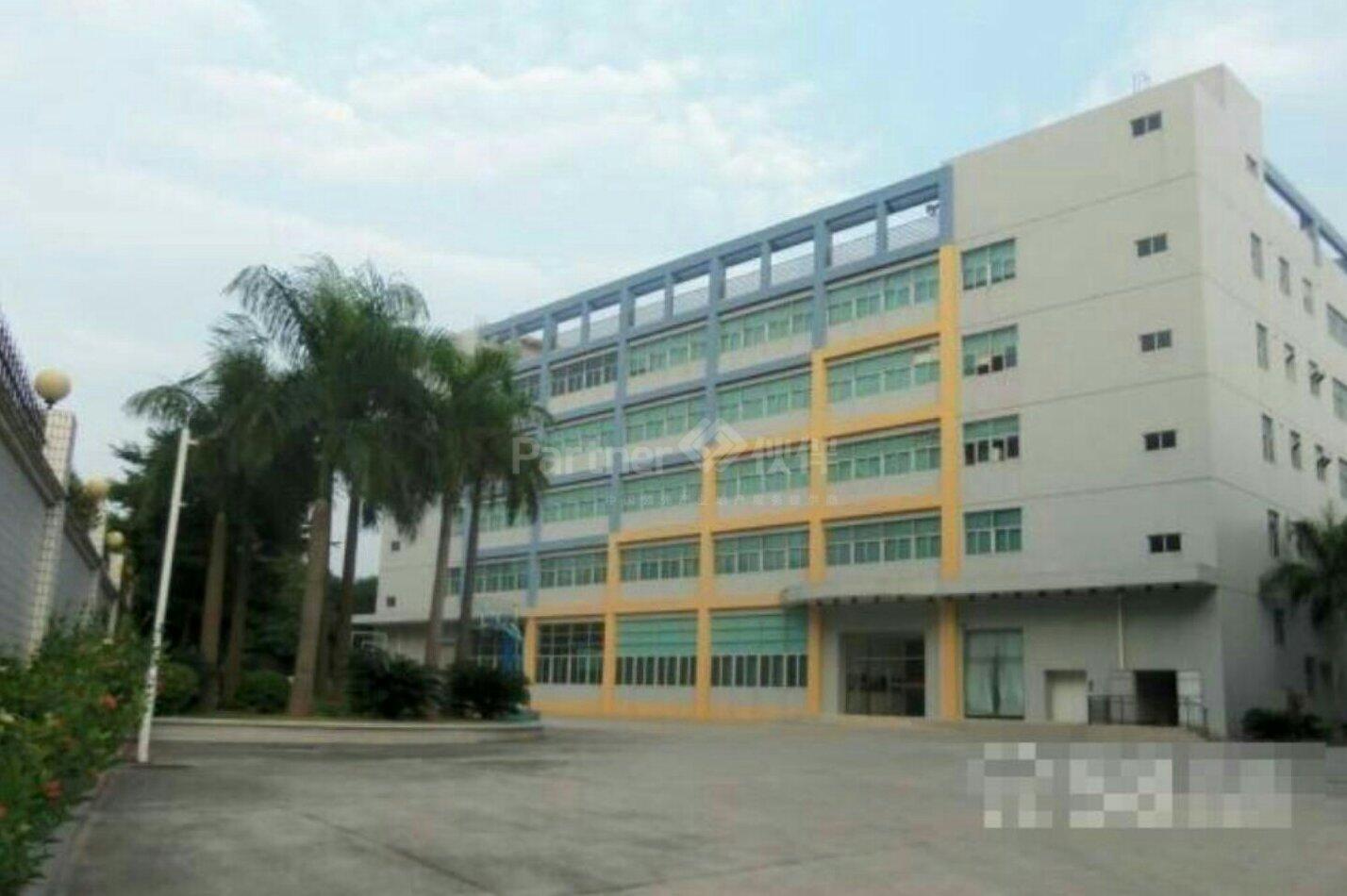 广州新塘占地15.2亩建筑27000㎡双证厂房出售