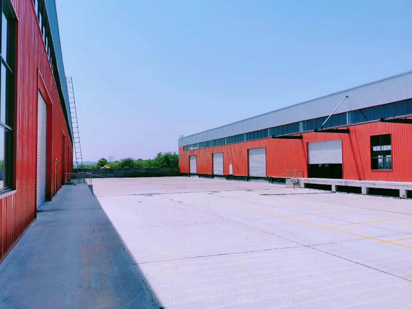 黄兴镇海吉星配送中心,高标厂房出租 2000平米、