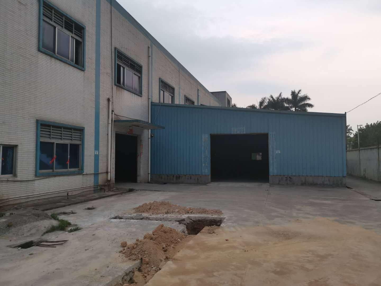 寮步镇横坑村一楼钢构500平方出租