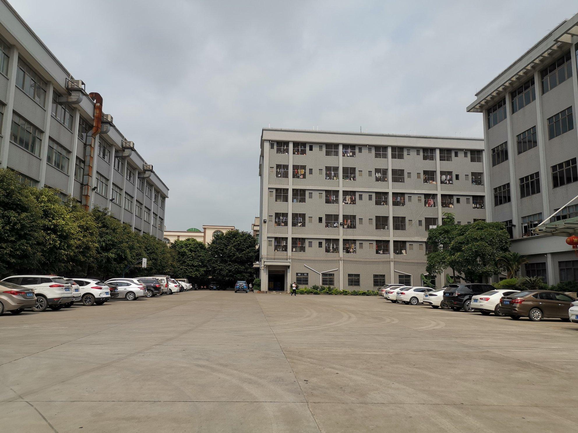 潼侨红本厂房14500平米售4500万