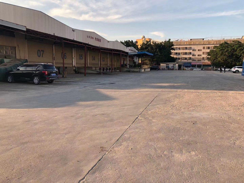 南山西丽7000平米一楼钢构仓库出租