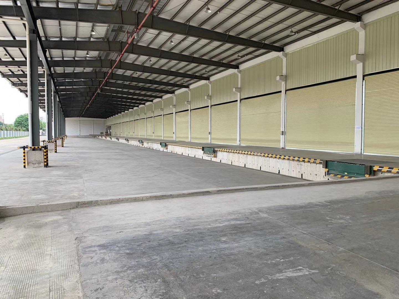 三水大道30000方标准单层物流仓库出租,可以分租