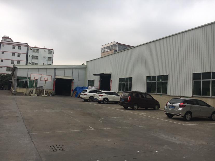 汝湖原房东独院厂房单一层钢构1700平