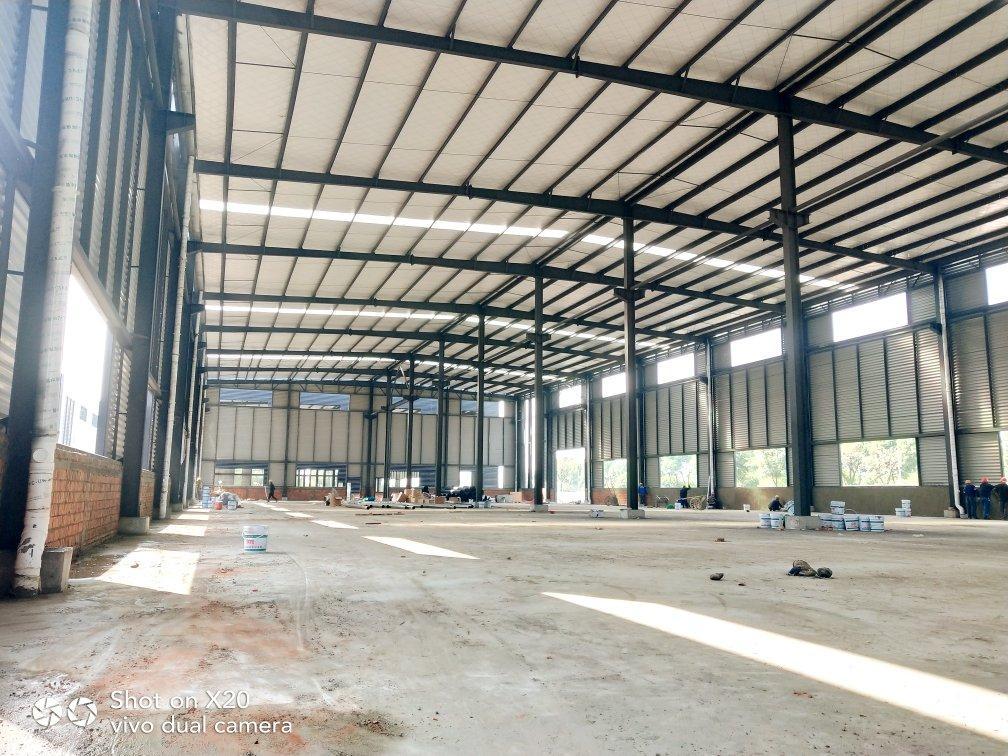 德阳重工业区新建钢结构厂房出租-图5