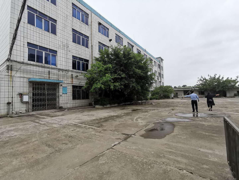 仲恺陈江红本厂房10000平米出售,高速口国道边,空地大!