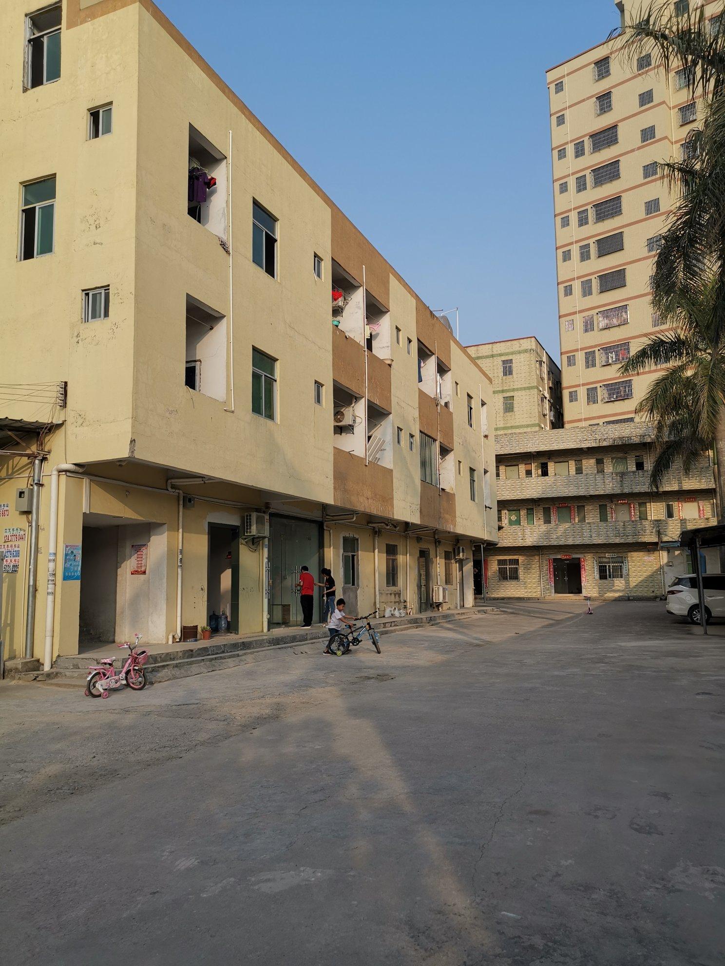 博罗县中心独栋厂房7800平仅售2200万,商业首选!
