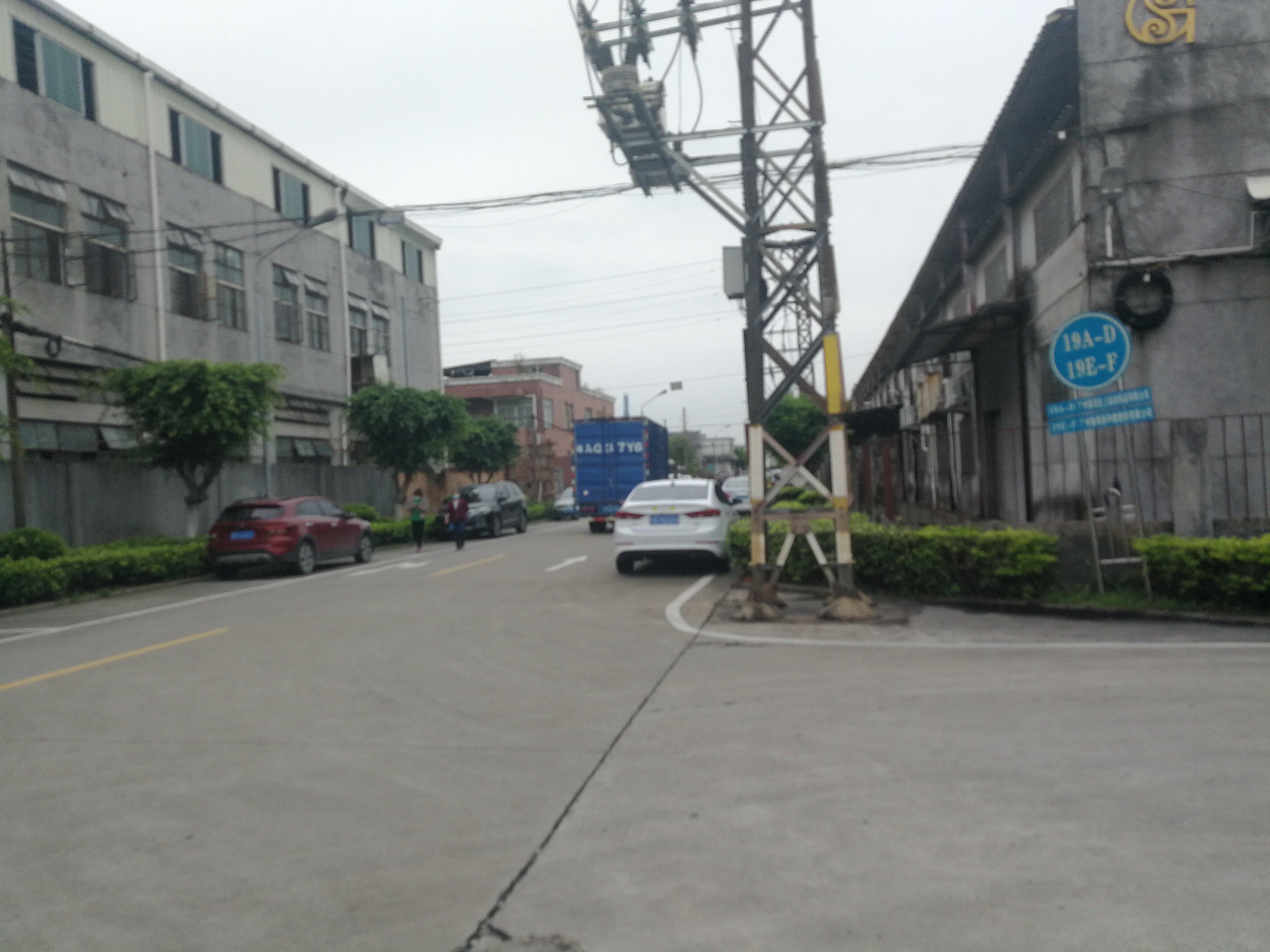 广州花都炭步国有双证厂房出售建筑48000平适合物流仓储-图3