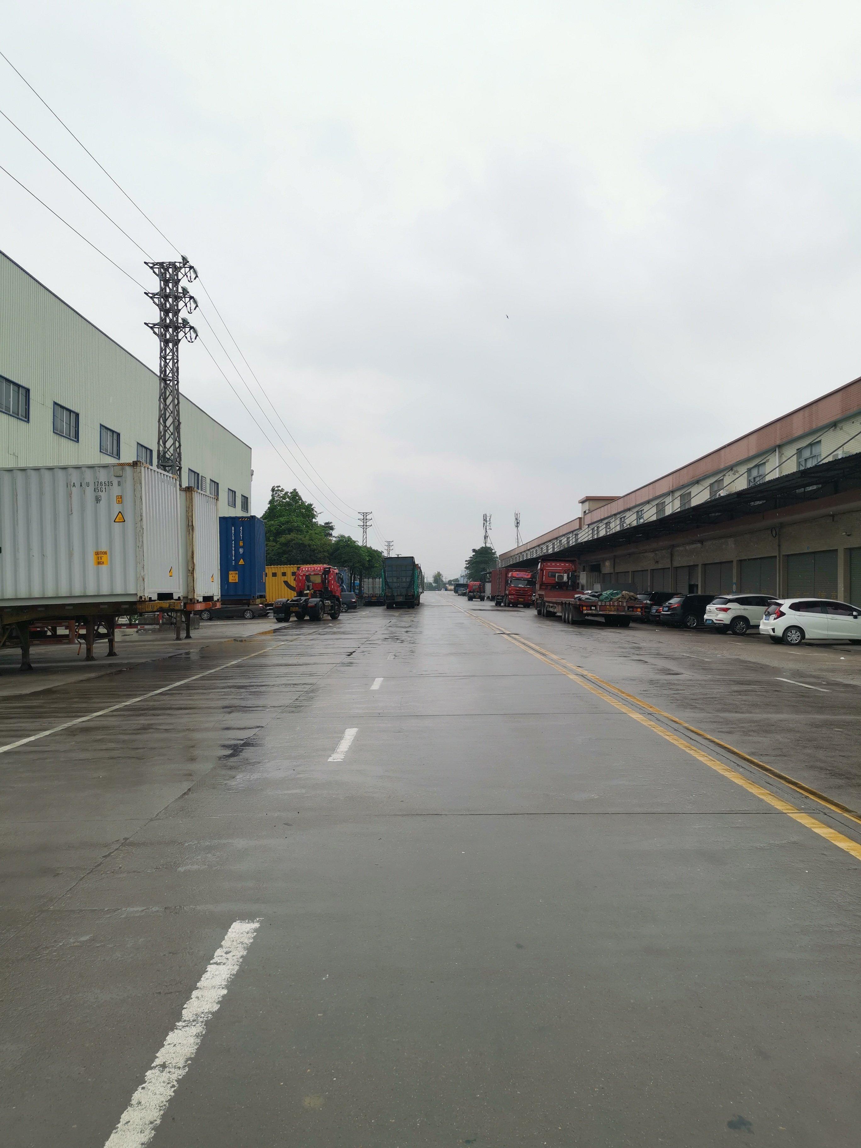 顺德区北滘镇林港工业区附近原房东新建仓库约21000平